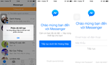 How to sign out of facebook messenger on iphone